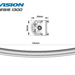 X-Vision Genesis 1300